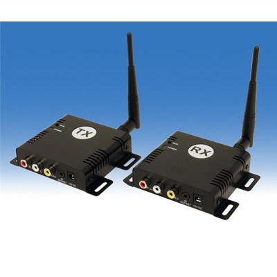 防犯カメラ・監視カメラ ワイヤレス 無線送受信機 WTW-TR23 ドローン