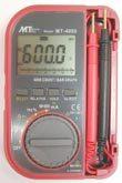 カード型オールインワンデジタルマルチメーター MT-4095