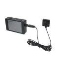 防犯カメラ タッチパネル WiFi対応 1080P 小型カメラレコーダーセット PMC-7S 偽装型 サンメカトロニクス