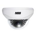 防犯カメラ AHDドーム型 屋内 電動ズーム対応 243万画素 ドームカメラ 監視カメラ NSS NSC-AHD932M-F