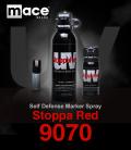 非毒性・非刺激 防犯スプレー マーカー メース 護身用スプレー 女性の防犯対策 ストッパレッド9070 送料無料 小型 持ち運び便利