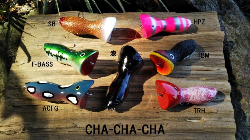 ISONOFACTORY (イソノファクトリー) 『CHA-CHA-CHA(チャチャチャ)』