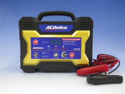 ACデルコ『12Vバッテリー用サルフェーション減少機能搭載パルス充電チャージャー』