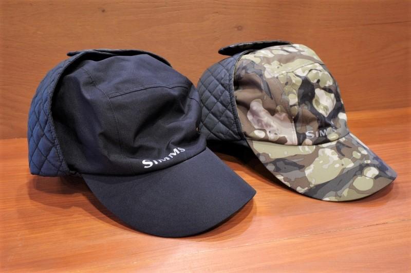 SIMMS 『GORE-TEX EXSTREAM CAP』