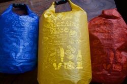 津波ルアーズ『Something Nice Dry Bag(サムシング・ナイス・ドライ・バッグ)』