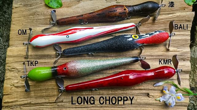 ISONOFACTORY (イソノファクトリー) 『LONG CHOPPY(ロングチョッピー)』