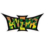 HYENA(ハイエナ)『定番ロゴステッカー』