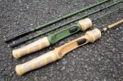 The Kuramochi Rod Co. x headz 『シナプス』『ネオクラッシック』 olive drab & khaki