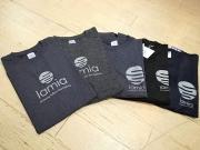 lamia 『logo TEE』『logo dry long TEE』