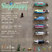 津波ルアーズ 『Slapphappy (スラップハッピー)』