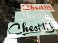 Chest114 『カッティングステッカー』