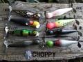 ISONOFACTORY (イソノファクトリー) 『CHOPPY(チョッピー)』