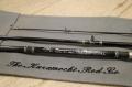 The Kuramochi Rod Co. x headz 『LIMBS(リムズ)5.3ft』 SPACE-HEADZ (スペースヘッズ)&廃盤富士グリップ