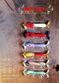 ご予約受付中!津波ルアーズ 『Mighty Arrow 20th Classic Colors (マイティアロウ 20周年クラシック・カラーズ)』