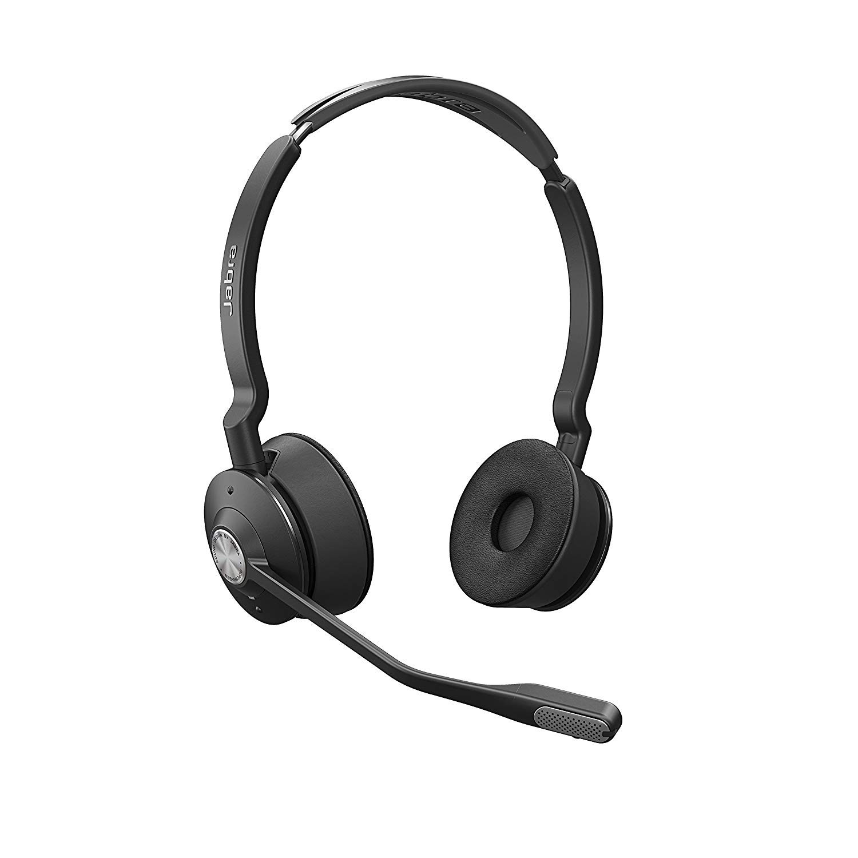Jabra製 「Jabra Engage 65」用 単品ヘッドセット(両耳)(14401-15)