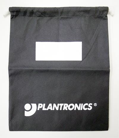 プラントロニクスポーチ(巾着袋)