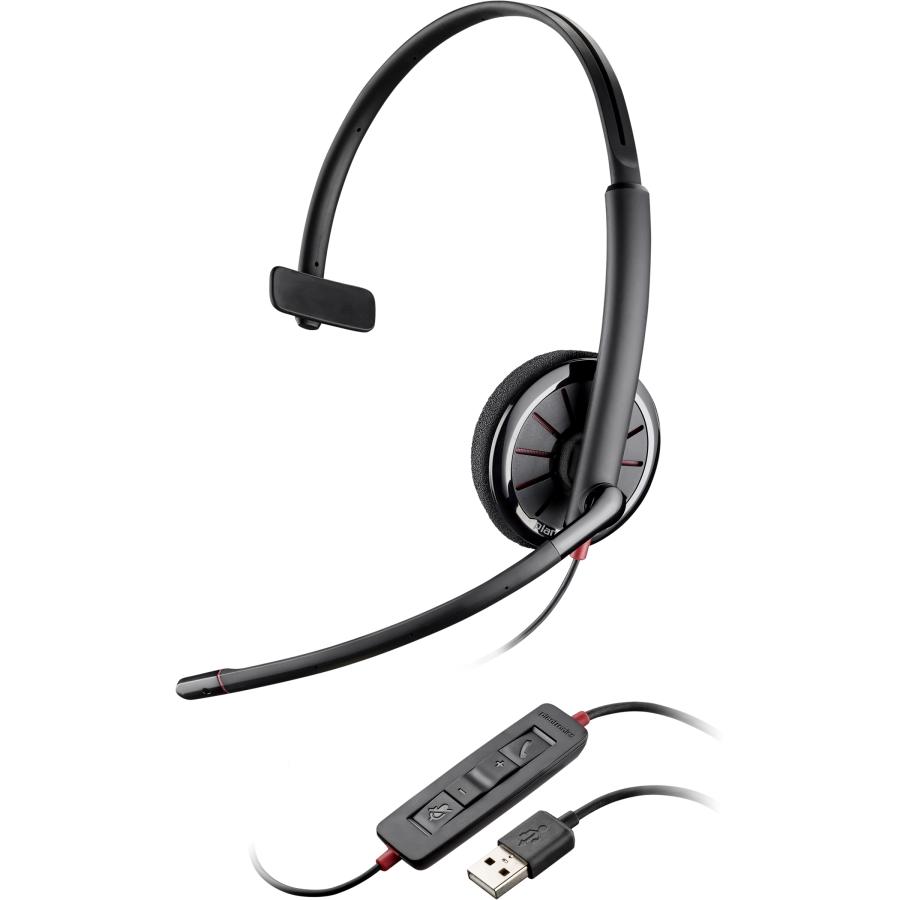 Plantronics(プラントロニクス) Blackwire C310-M USBヘッドセット(85618-101)
