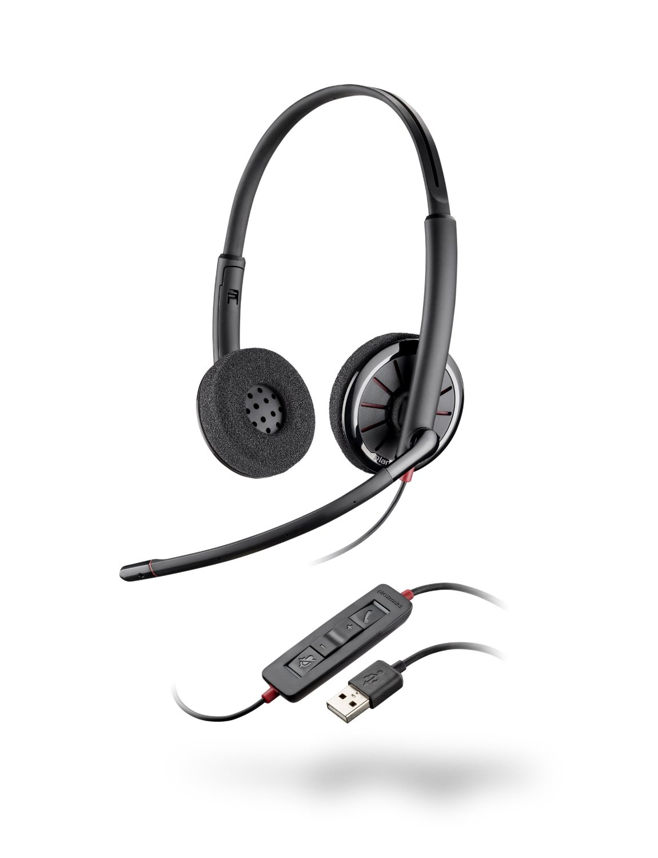 Plantronics(プラントロニクス) Blackwire C320 USBヘッドセット(85619-102)