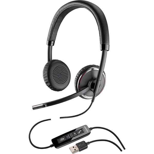 Plantronics(プラントロニクス) Blackwire C720 (87506-02) USBヘッドセット