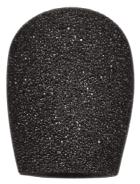 プラントロニクスヘッドセット(ウインド・スクリーン(マイクキャップ) ブラック 1個入り 24316-01)