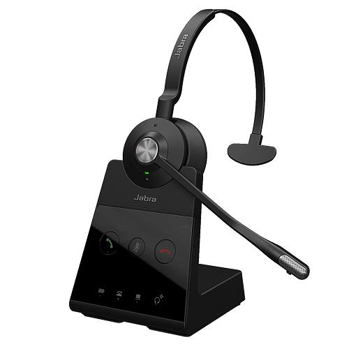 Jabra製ワイヤレスヘッドセットシステム 電話機・PC ソフトフォン用 ヘッドセット Jabra Engage 65 Mono(9553-553-136)