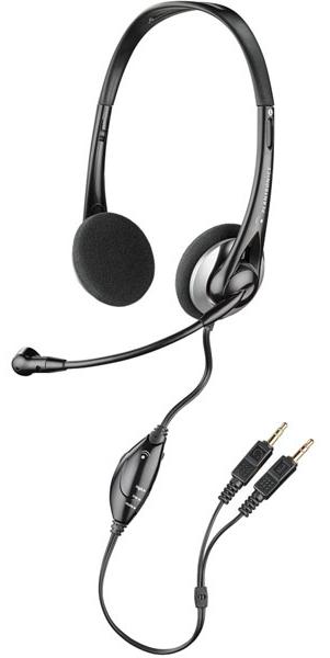 プラントロニクスヘッドセット(パソコン用ヘッドセット .Audio 326)