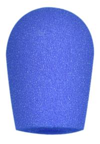 エンタープライズヘッドセット(マイクカバー ブルー 5個入り EN-MC-B)
