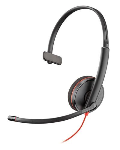 Plantronics(プラントロニクス) Blackwire C3210 USB-A type (209744-101) USBヘッドセット