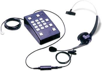 エンタープライズヘッドセット(ヘッドセット型電話機 CTIテレホン)