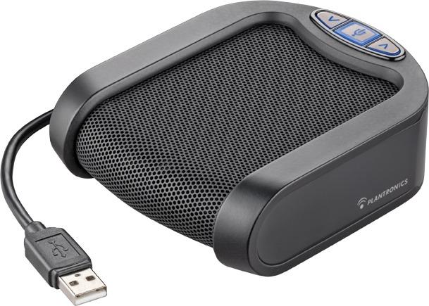 プラントロニクスヘッドセット(MCD100 USB スピーカーフォン)