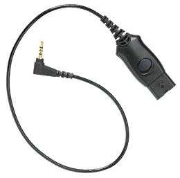 プラントロニクス アクセサリ MO300 ケーブル(3.5mm 4極) 38541-02