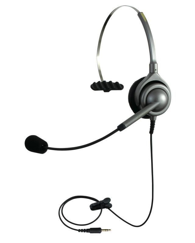 アンプ不要ヘッドセット 片耳用ヘッドセット /エンタープライズ(日本製)/EN