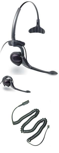 プラントロニクス 特定電話機用ヘッドセット P171N-U10P(ポラリスシリーズ)
