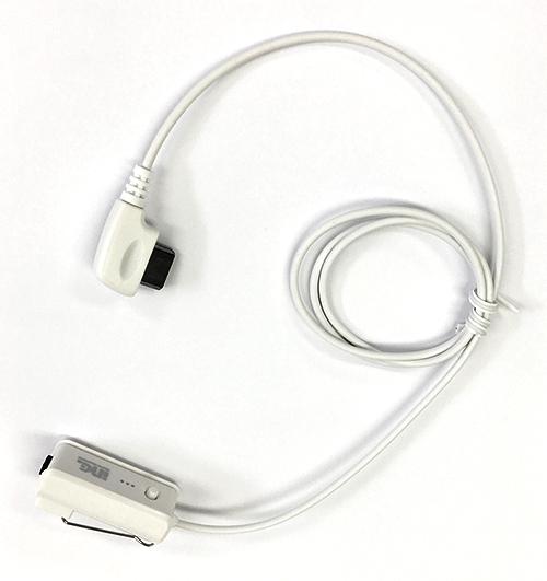 エンタープライズ製ヘッドセット(日本製)専用 アクセサリ PHS接続コード(平型端子) PH02