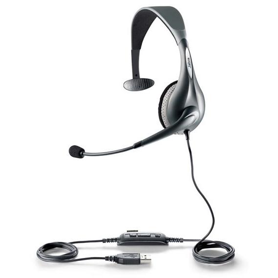 Jabra製 USBヘッドセット Jabra UC Voice 150 mono(片耳タイプ)(1593-829-209)