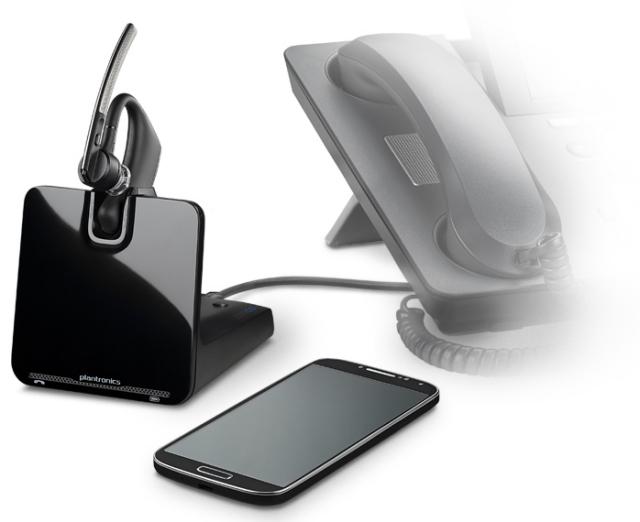 プラントロニクス Bluetooth ワイヤレスヘッドセットシステム Voyager Legend CS