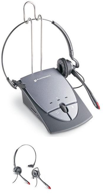 プラントロニクスヘッドセット(電話ヘッドセットシステム  S12)