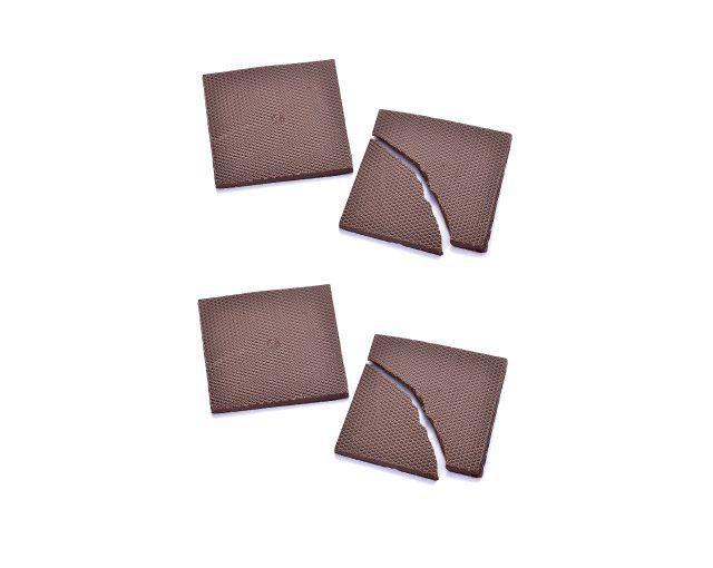 超お徳用ビター割れチョコレート