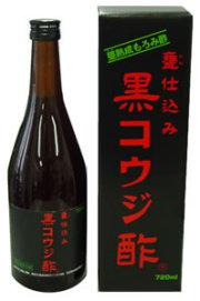 黒コウジ酢