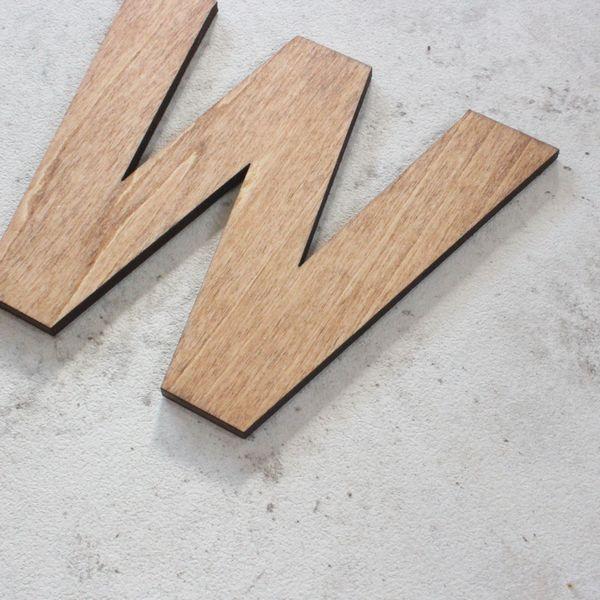 合板・木製バナー