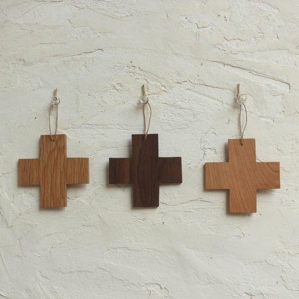 木製オーナメント・クロス