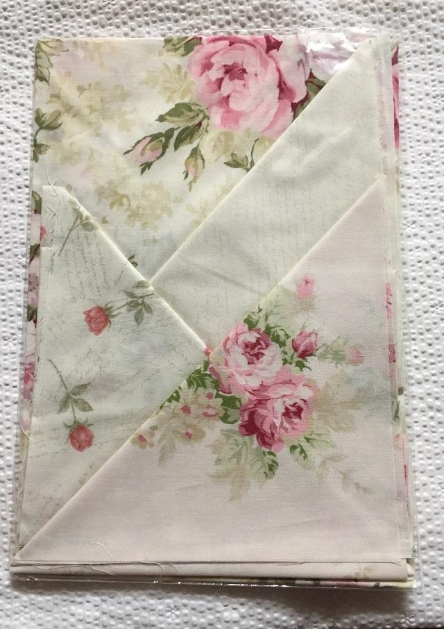 【花柄】【カットクロスセット】【メール便可】 YUWAカットクロスお得なおまかせ4枚セット33cmx36cm