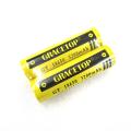 FatSharkゴーグルやJUMPER送信機に利用可能 18650リチウムイオン電池(3200mAh) ※2本セット