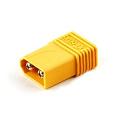 接続アダプター XT60(オス)T型(メス) 【AEST1236】