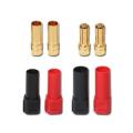 コネクターセット XT-150(オス・メス) 6mm 2色(赤黒)ペア 【AEST1365】