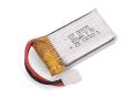 LiPoバッテリー 3.7V 400mAh [Soliste AH] 【GB296】