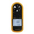 デジタル 風速計 バックライト&温度計搭載(日本語説明書付属) 【GM816】