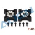 450 PLUS メインシャフトベアリングブロック(樹脂製) 【H45175】