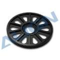 【販売終了品】メインドライブギア ハス歯/CNC/112T M1.0 【H70G002XXW】→歯幅ワイド版のギアをご利用ください
