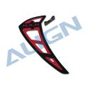 垂直スタビライザー 黒赤 【H80T014XAW】